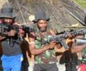 KKB Tembak Mati Kepala BIN Papua