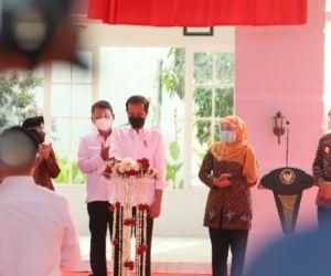 Diresmikan Jokowi, PSEL Siap Jadi Percontohan Nasional