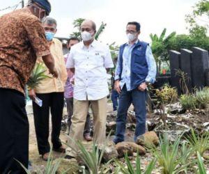 Menyiapkan Rumah Produksi Bersama Olahan Nanas di Kab Subang