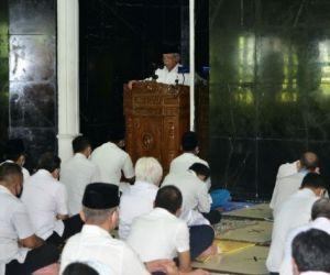 Puasa Ramadan Harus Membentuk Insan Sabar, Ikhlas, Qana'ah dan Istiqamah