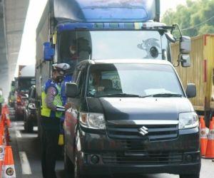 462 Ribu Kendaraan Meninggalkan Wilayah Jabotabek
