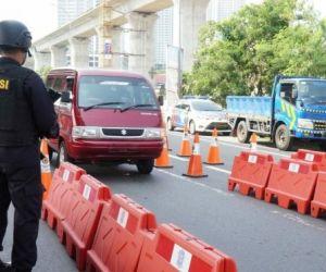 Jasa Marga Catat 427 Ribu Kendaraan Kembali ke Wilayah Jabotabek