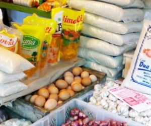 Pedagang Pasar Tradisional di Depok Tolak Pajak Sembako