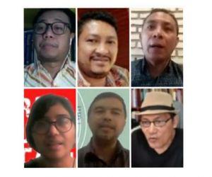 Webinar P3S: 23 Tahun Reformasi, Korupsi Kuasai Negara