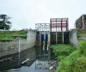 Pembangunan Pintu Air Demangan Baru Selesai Akhir Tahun 2021