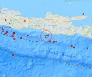 Bantul, Yogyakarta Diguncang Gempa, Getaran Terasa hingga Trenggalek