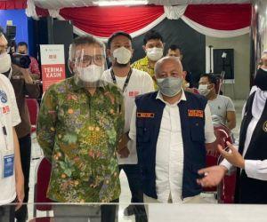 Adakan Vaksinasi di Jawa Timur, Kemenkop UKM Sasar 300.000 Pelaku UMKM