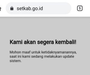 Berita Soal Rp 11.000 Triliun di Kantong Presiden di Situs Setkab, Dihapus