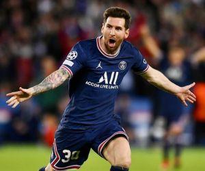 Messi Cetak Gol Perdana, PSG Kalahkan City