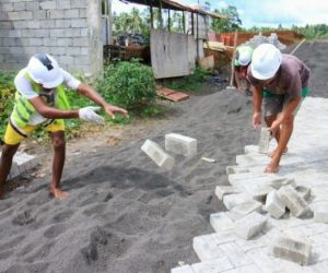 Perbaikan Jalan Perumahan di Sulawesi Utara, Wujudkan Tempat Tinggal Layak