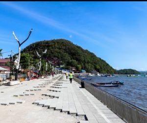 Ubah Wajah Labuan Bajo, Penataan Marina Selesai Pertengahan November 2021