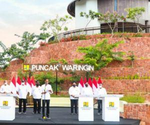 Presiden Jokowi: Wajah Labuan Bajo Kini Berubah