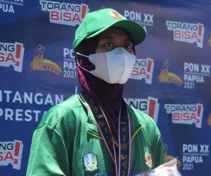 Atlet Selam Kota Batu, Nafa Amadea Raih Medali di Tiga Kelas Berbeda